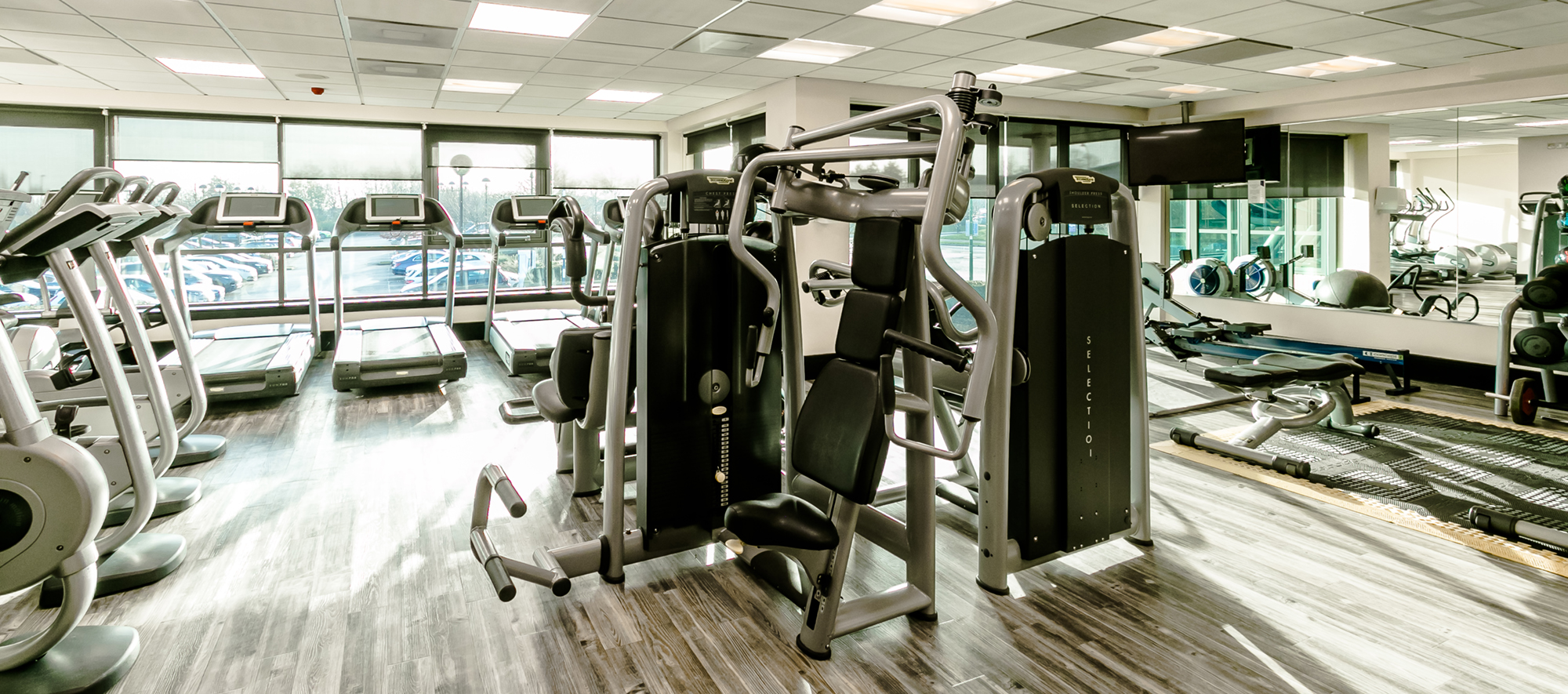 gym nottingham belfry